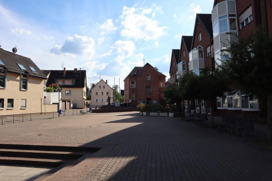 Altes Rathaus mit Platz